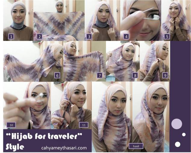 Hijab for Traveler